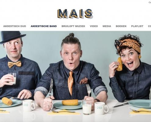 Akoestische band MAIS